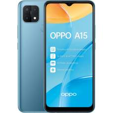 Смартфон OPPO A15 2/32 Blue