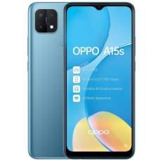 Смартфон OPPO A15s 4/64 Blue