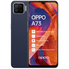 Смартфон OPPO A73 4/128 Blue