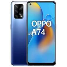 Смартфон OPPO A74 4/128 Blue