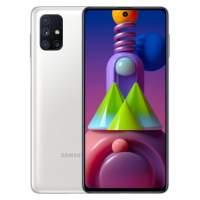 Смартфон SAMSUNG Galaxy M51 6/128 White