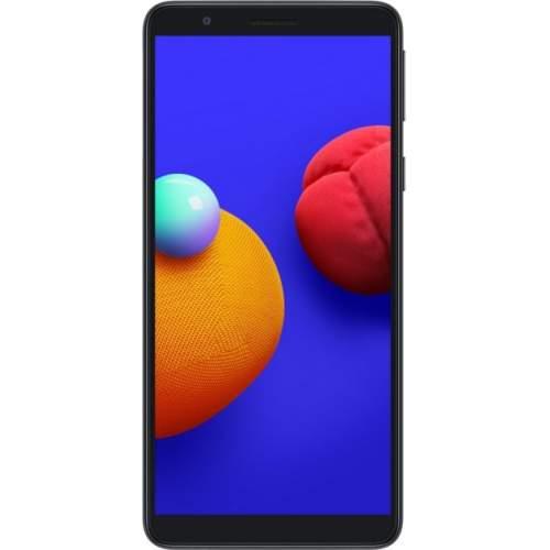 Смартфон SAMSUNG Galaxy A01 Core 1/16 Black