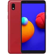 Смартфон SAMSUNG Galaxy A01 Core 1/16 Red
