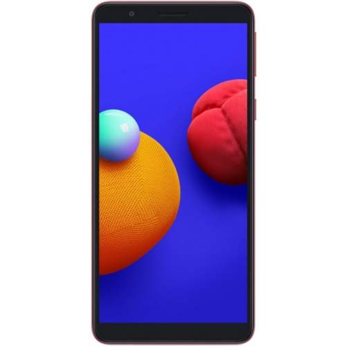 Смартфон SAMSUNG Galaxy A01 Core 1/16 Red