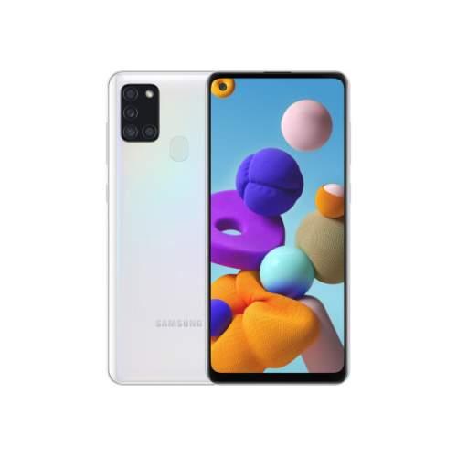 Смартфон SAMSUNG Galaxy A21s 3/32 White