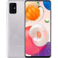 Смартфон SAMSUNG Galaxy A51 6/128Gb Silver