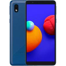Смартфон SAMSUNG Galaxy A01 Core 1/16 Blue