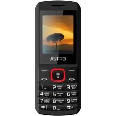 Мобильный телефон ASTRO A170 Black/Red