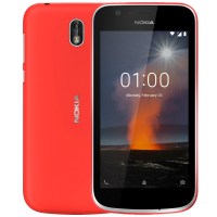 Смартфон Nokia 1 DS Red