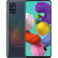 Смартфон SAMSUNG Galaxy A51 6/128Gb Black