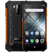 Смартфон ULEFONE Armor X3 2 / 32Gb (IP68) Bk-Or