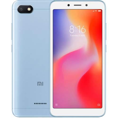 Смартфон XIAOMI Redmi 6A 2/16GB Blue Глобальная версия