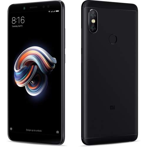 Смартфон XIAOMI Redmi Note 5 4/64GB Black
