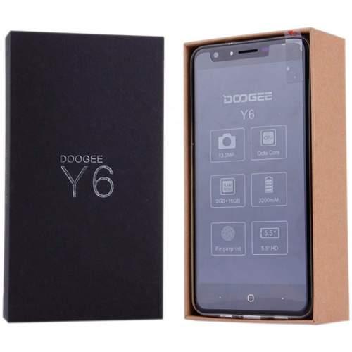 Смартфон DOOGEE Y6 Black