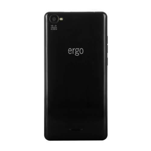 Смартфон ERGO F500 Force Black