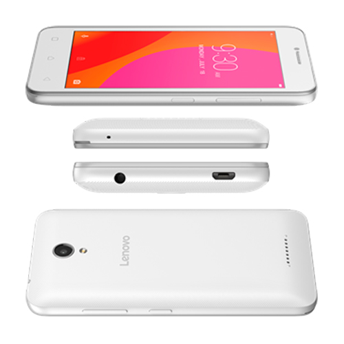 Смартфон LENOVO A Plus (A1010a20) White