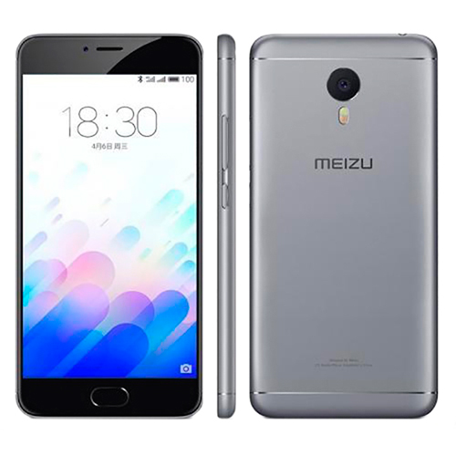 Смартфон MEIZU M3 Note 16Gb Grey