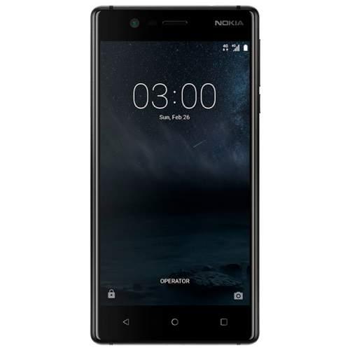 Смартфон NOKIA 3 DS Matte Black