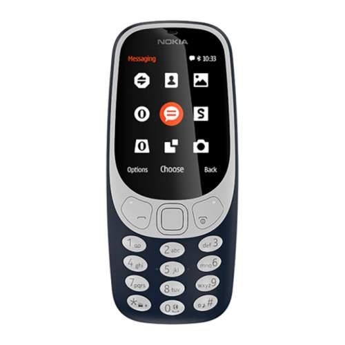 Мобильный телефон NOKIA 3310 DS Dark Blue