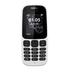 Мобильный телефон NOKIA 105 DS NEW White