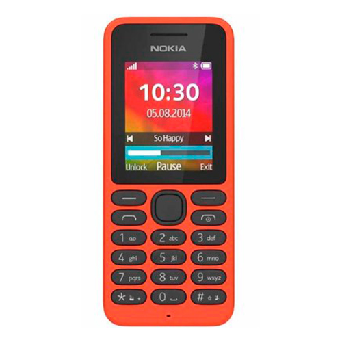 Мобильный телефон NOKIA 130 DS Red