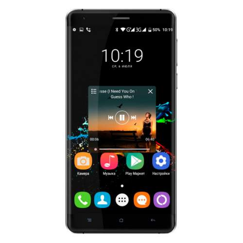 Смартфон OUKITEL K6000 Pro Grey