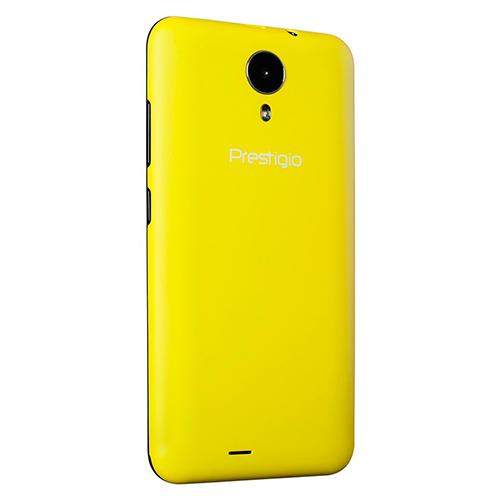 Смартфон PRESTIGIO Wize NV3 3537  Yellow