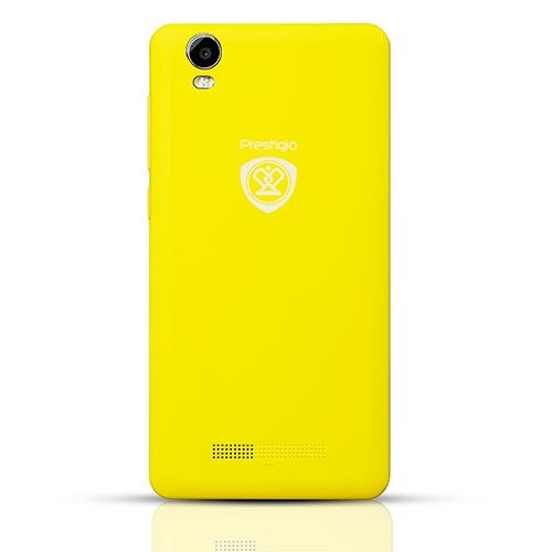 Смартфон PRESTIGIO Wize OK3 3468 Yellow
