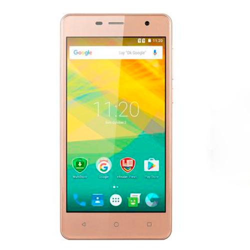 Смартфон PRESTIGIO Wize PX3 3528 DUO Gold