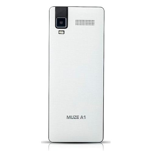 Мобильный телефон  PRESTIGIO 1241 Muze A1 White