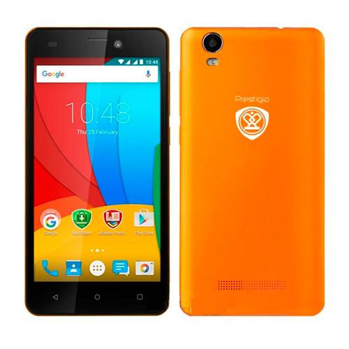 Смартфон PRESTIGIO Wize NK3 3527  Orange