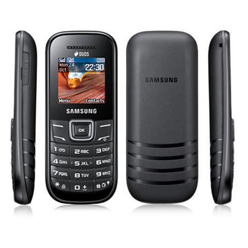 Мобильный телефон SAMSUNG GT-E1202 Black