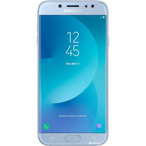 Смартфон SAMSUNG  J7 2017 Silver (SM-J730F)