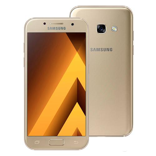 Смартфон SAMSUNG SM-A320F Galaxy A3 Gold  + Подарочный сертификат 1000 грн