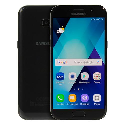 Смартфон SAMSUNG SM-A520F Galaxy A5 Black