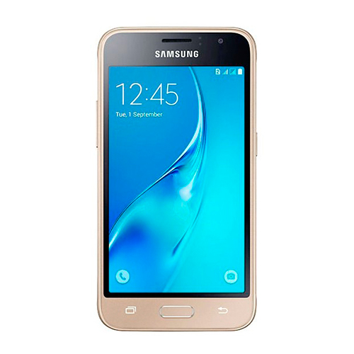 Смартфон SAMSUNG SM-J120H Gold