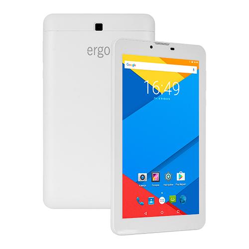 Планшет ERGO Tab A700 3G White