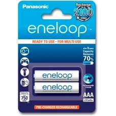 Аккумуляторы PANASONIC Eneloop AAA 750mah