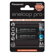 Аккумуляторы PANASONIC Eneloop Pro AA 2500mah