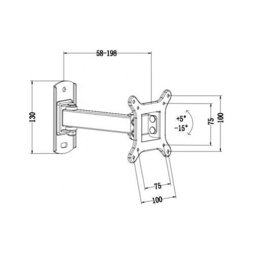 Кронштейн ITECH LCD-314