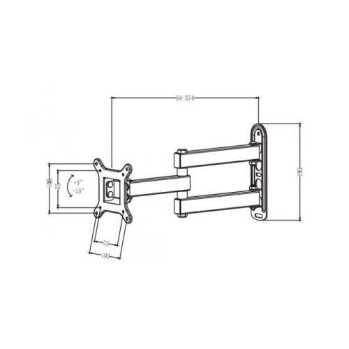 Кронштейн ITECH LCD-324
