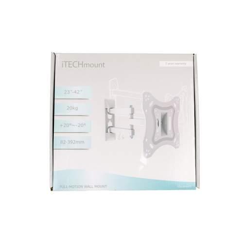 Кронштейн ITECH LCD-53B White