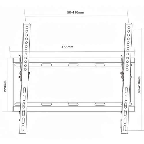 Кронштейн UniBracket BZ01-41