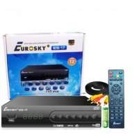 ТВ ресивер EUROSKY ES-17 IPTV
