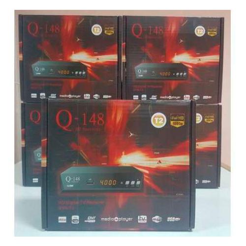 ТВ ресивер Q-SAT 148 IPTV T2