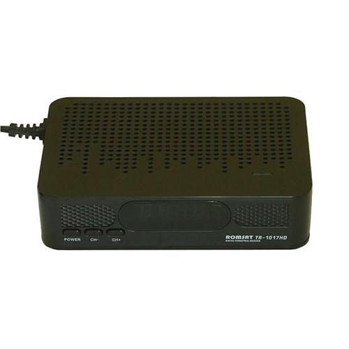 ТВ ресивер DVB-T2 Romsat TR-1017