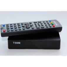 ТВ ресивер DVB-T2 WORLD VISION T59M