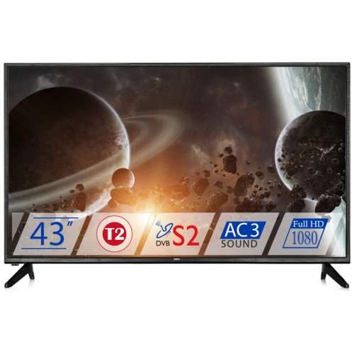 Телевизор DEX LE4355TS2