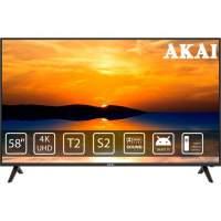 Телевізор AKAI UA58LEP1UHD9