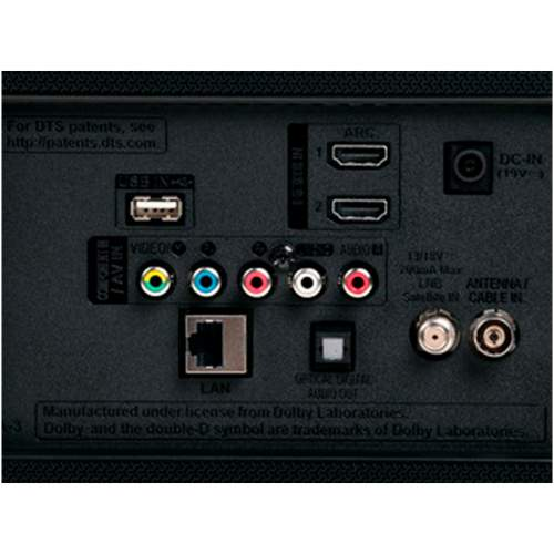 Телевизор LG 32LH570U.